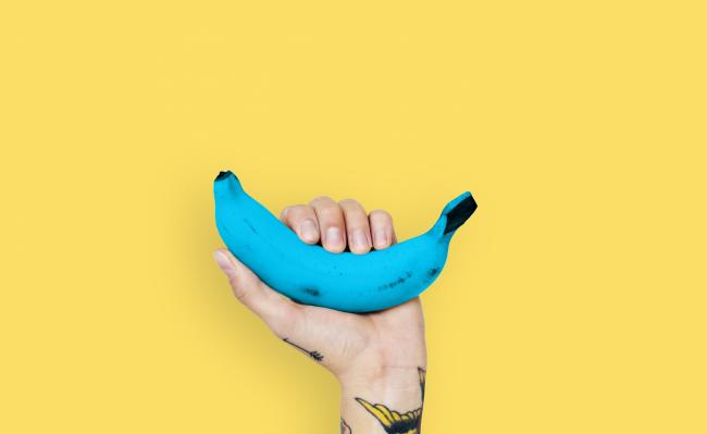 הכל אפשרי - Blue banana