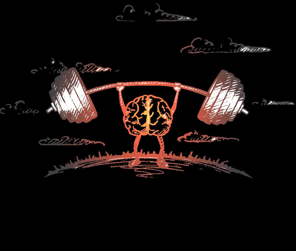 כוח המוח - Brain power. Brain training
